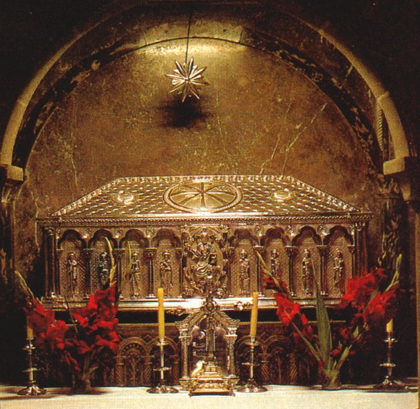 Jakobus reliquien initiative christliche familie - Persianas santiago de compostela ...