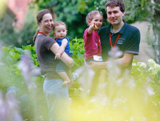 Jungfamilientreffen Pöllau 2016