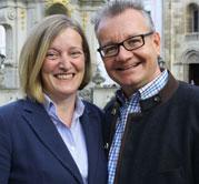 Corbin&Birgit Gams