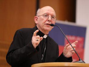 Bischof Klaus Küngend